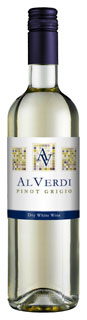 AlVerdi Pinot Grigio 2010 (wine review and rating)