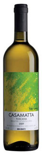 Bibi Graetz Bianco di Casamatta 2009 (wine review and rating)