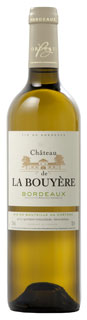 Château de la Bouyère Bordeaux Blanc 2010 (wine review and rating)
