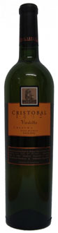 Cristóbal 1492 Verdelho 2010 (wine review and rating)