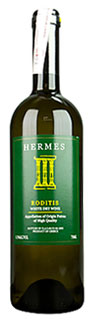 Hermes Roditis 2011 (wine review and rating)