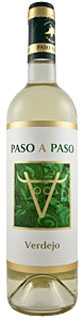 Paso a Paso Verdejo 2010 (wine review and rating)