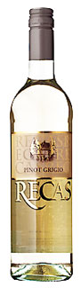 Recaş Pinot Grigio 2011 (wine review and rating)