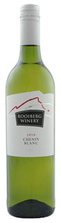 Rooiberg Chenin Blanc 2010 (wine review and rating)