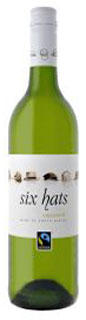 Six Hats Viognier 2010 (wine review and rating)