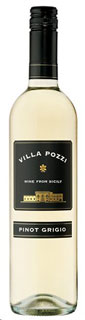 Villa Pozzi Pinot Grigio 2011 (wine review and rating)
